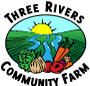 Three Rivers Community Farm Logo
